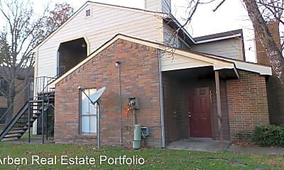 Building, 7200 T C Jester Blvd, 1