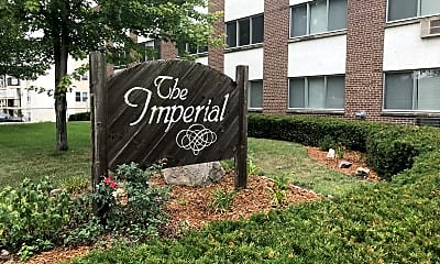 Imperial Apartments, 1