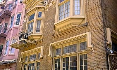 Building, 1073 Bush St, 0