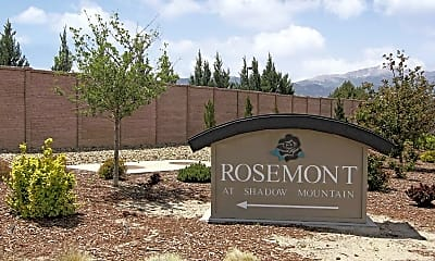Community Signage, Rosemont At Shadow Mountain, 2