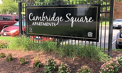 Cambridge Square, 1