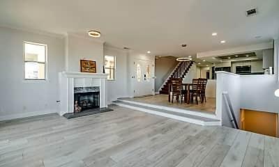 Living Room, 3507 S Kerckhoff Ave, 1