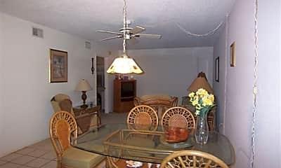 Dining Room, 25100 Sandhill Blvd, 2