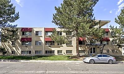Building, Powers Circle Apartments, 1