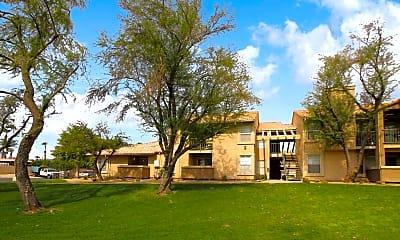 Building, Desert Oasis Apartment Homes, 1