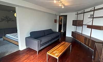 Living Room, 817 Castro St, 0