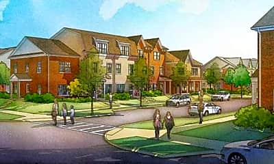 Rendering, The Townhomes at Factory Square, 0