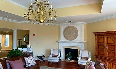 Living Room, 38 Village Road Unit 410, 0