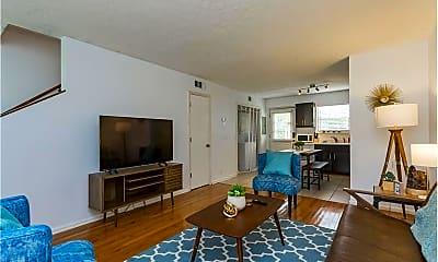 Living Room, 322 Riverside Dr, 1