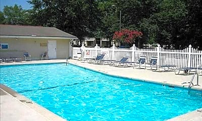 Pool, Westchester Apartments, 2