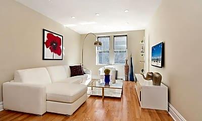 Living Room, 775 Riverside Dr 3D, 0