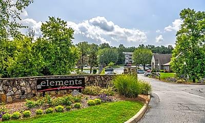 Community Signage, Elements of Chattanooga, 2