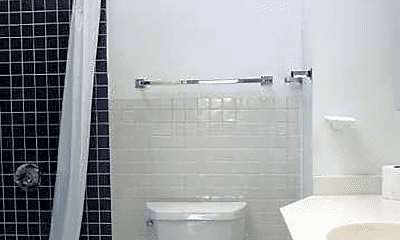 Bathroom, 28 Dimick St, 2