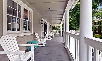 Patio / Deck, Crest at Riverside, 1