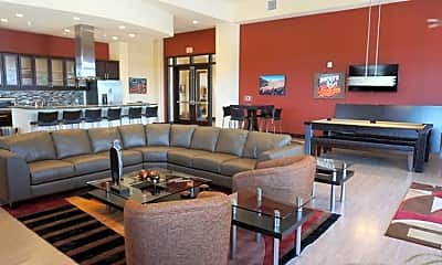 Clubhouse, Legacy Apartments, 1