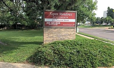 Aspen Meadows, 1