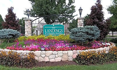 The Landings at Chandler Crossings, 1