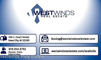 Community Signage, 2635 Westwinds Dr, 2