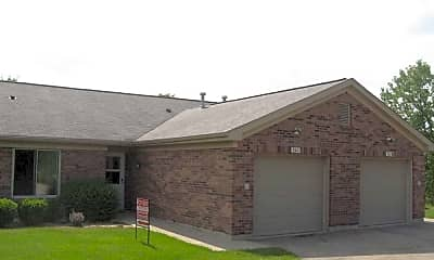 Building, CJ Duplex Homes, 1