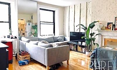 Living Room, 147 Columbia Heights, 0