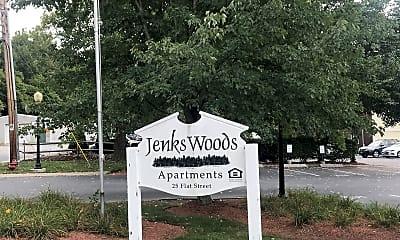 Jenks Woods, 1