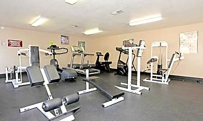 Fitness Weight Room, 800 Link Dr, 2