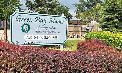 Green Bay Manor, 1