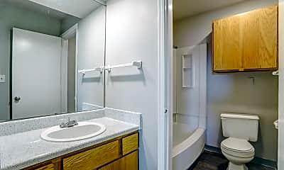 Bathroom, Bellevue at Sheridan, 2