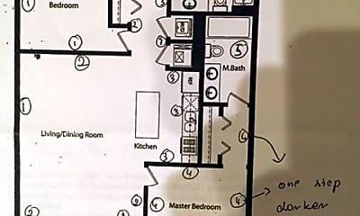 Bathroom, 3300 W Irving Park Rd, 2