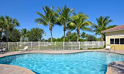 Pool, The Enclave at St. Lucie West, 2
