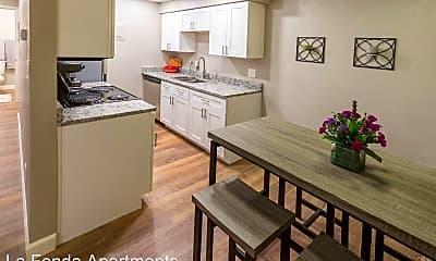 Kitchen, 99 Corona St, 1