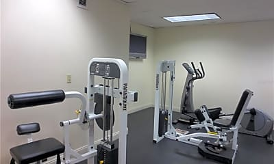 Fitness Weight Room, 7150 N Tamiami Trail C-202, 2