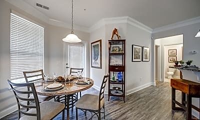 Dining Room, The Villages at McCullers Walk Apartments, 1