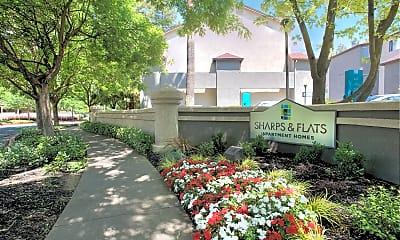 Community Signage, Sharps & Flats, 0