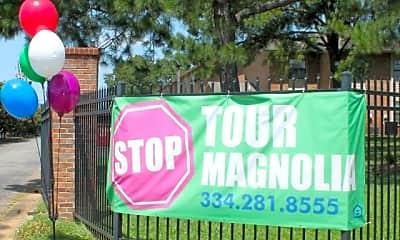 Magnolia Apartments, 2