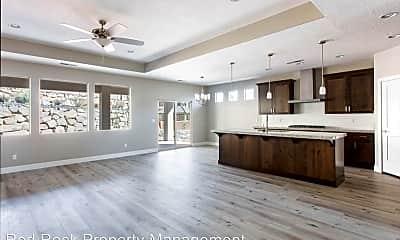 Living Room, 383 S Leoni Way, 1