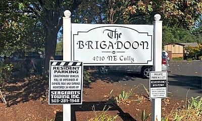 The Brigadoon, 1