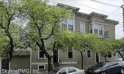 Building, 720 Broderick St, 1
