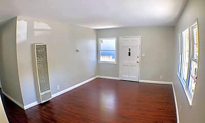 Living Room, 1458 Ricardo St, 1