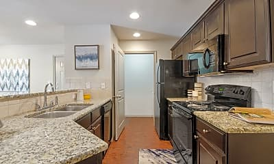 Kitchen, Tinsley Place, 0