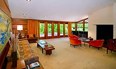 Living Room, 48 Clausland Mountain Rd, 1