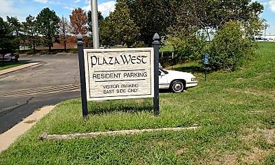 Plaza West Apartments, 1