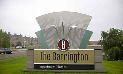The Barrington, 0