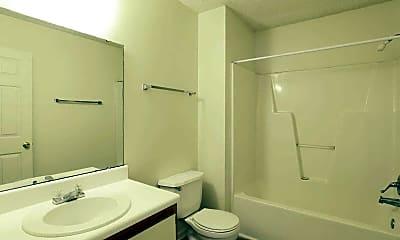 Bathroom, Barrett Place I And II, 2
