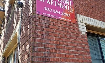 Paramount Apartments, 1