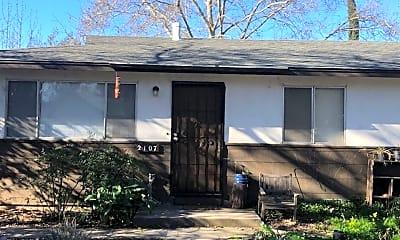 Building, 2107 Shoshone Ave, 1