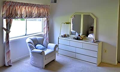 Bedroom, Heritage Square, 2