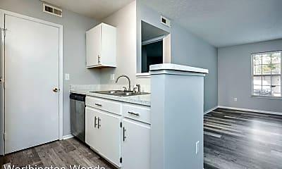 Kitchen, 607 Worthington Forest Pl, 2