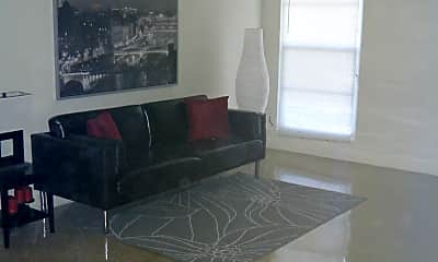 Living Room, 1440 E McDonald Ave, 1