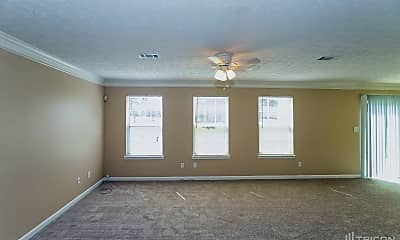 Living Room, 6060 Turtle Point, 1